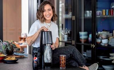 """SodaStream lancia in Europa la bevanda """"crea la tua PepsiCo"""""""