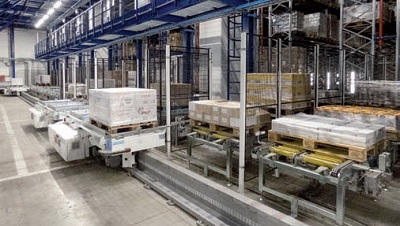 System Logistics conferma la leadership nel canale Gdo