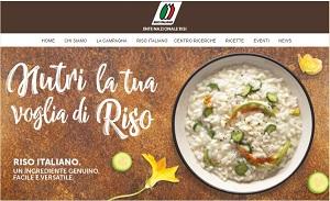 Un portale sul riso italiano