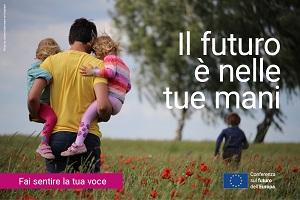 La piattaforma della Conferenza sul futuro dell'Europa