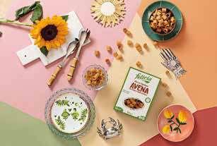 Da legumi a pasta: l'innovazione di Andriani
