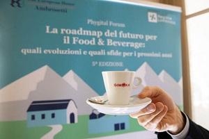 Gimoka partner del Forum Food & beverage
