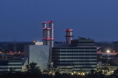Il Comune di Torino avvia l'acquisto del 2,5% delle azioni Iren