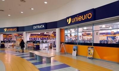 Unieuro si rafforza nel torinese con tre negozi Expert