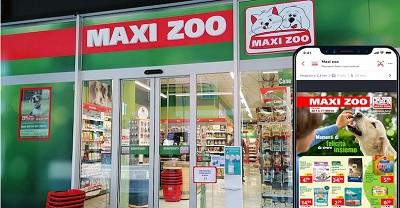 Maxi Zoo Italia: debutta la piattaforma e-Commerce