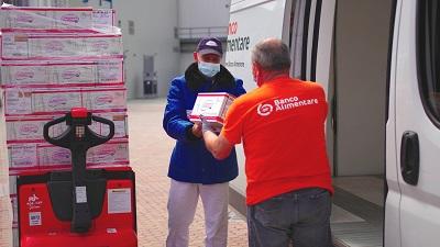 Surgital a fianco di fondazione Banco Alimentare