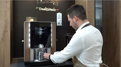 Fresh Milk Machine di Rhea Vendors riceve il premio Vasa
