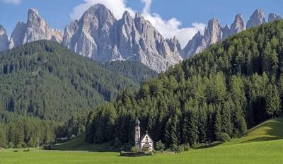 Strategie tecnologiche per le foreste italiane