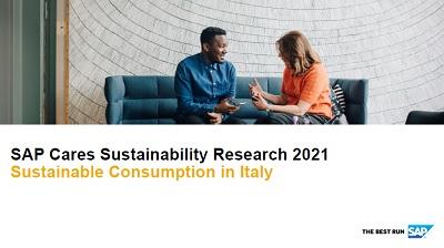 Gli italiani sempre più interessati alle pratiche di sostenibilità dei brand