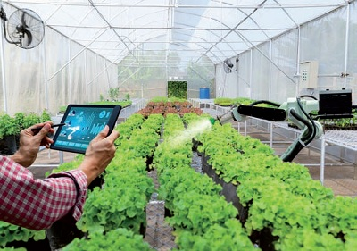 Il campo come hub tecnologico?