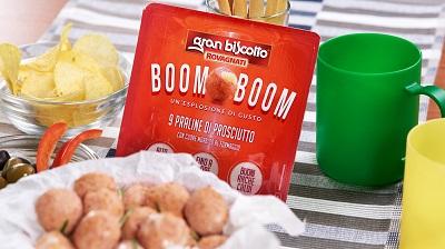 Gran Biscotto Boom Boom, novità in casa Rovagnati