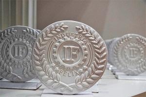 Serenissima premiata da Industria Felix