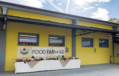 Food farm 4.0: l'impresa fa scuola