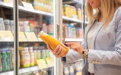 Gli italiani guardano ai dati nutrizionali