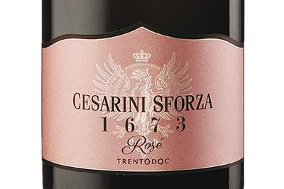 Da Cesarini Sforza il 1673 Rosé millesimato Trentodoc