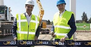 Vgp per il nuovo hub Gls