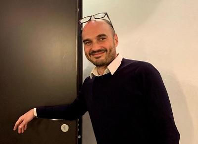 Alessandro Peroncini entra in Armando Testa