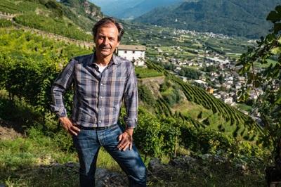 Danilo Drocco nuovo Presidente del Consorzio di Tutela Vini di Valtellina