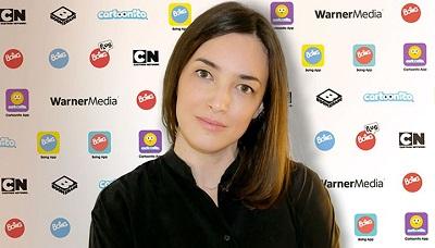 Ana gonzález è Head of Kids Channels Iberia e Italy per WarnerMedia