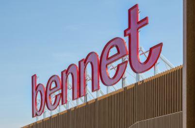 Bennet rinnova 4 punti vendita nel Nord Ovest