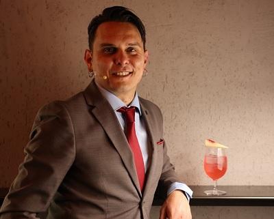 Simone Molè è il miglior bartender d'Italia