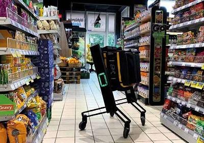 Gruppo Mago, soluzioni innovative per l'allestimento di negozi e magazzini
