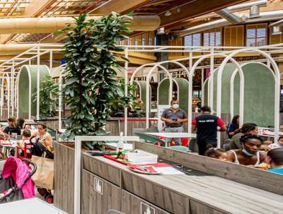Il Centro presenta la nuova e innovativa food court