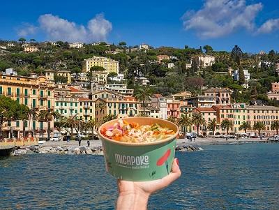 MicaPoke sbarca in Liguria