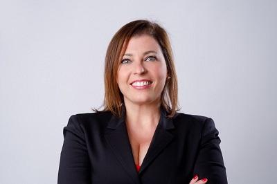 Monica Rispoli, nuova direttrice dello stabilimento Coca-Cola di Marcianise