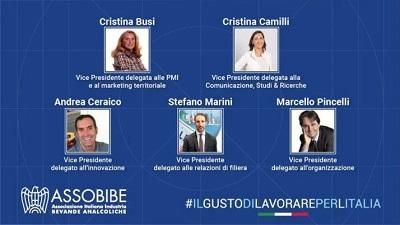 Assobibe: nominati consiglio e squadra di presidenza