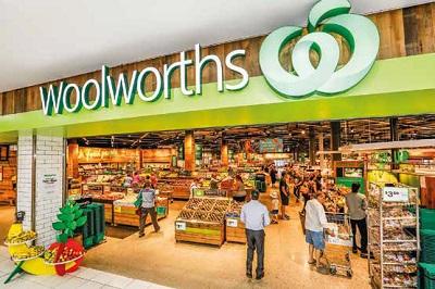 Woolworths ritorna sui propri passi