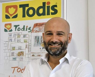 """Lucentini (Todis): """"Un eccellente rapporto qualità prezzo alla portata di tutti"""""""