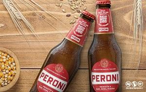Birra Peroni si rinnova