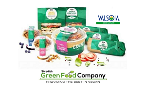 Valsoia compra Swedish green food
