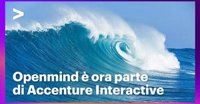 Accenture acquisisce Openmind in Italia