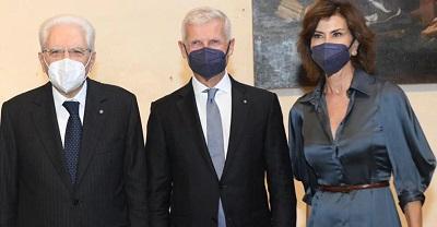 Il Premio Leonardo ad Andrea Illy