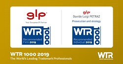 Lo Studio GLP si riconferma Recommended Firm nella classifica WTR 1000