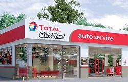 Arriva in Italia Total Quartz Auto Service