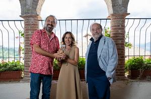 Monini premia Stefano Bollani