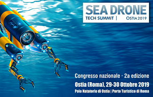 Ostia, arriva Sea drone tech summit