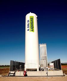 Un accordo Liquigas-Grana Padano sull'energia pulita