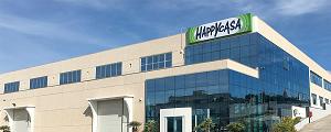 Happy casa verso i 150 negozi diretti