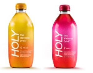 Reload e Reset: i drink Holy, buoni e salutari, ricaricano l'organismo