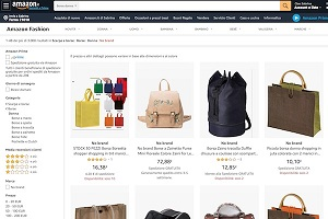 Su Amazon fashion vince il no brand