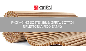 Grifal tra le eccellenze di Packaging speaks green