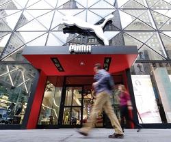 Puma: uno store per veri sportivi